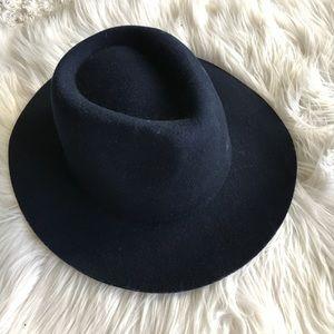 Forever 21 Navy Blue Hat